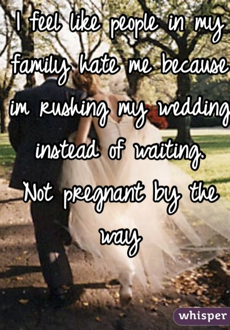 Wedding Secrets